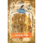 CAPTAIN BROOK Crystal Fish, 2.12oz (60g)
