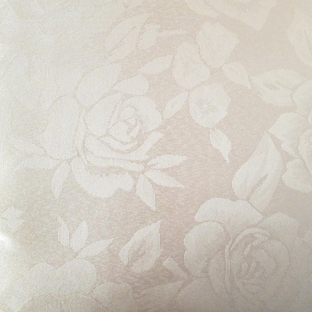 "Israeli Jacquard Tablecloth Beige 59""x94.5"" 150cmX240cm"