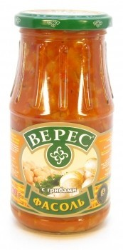 Beans with Mushrooms Veres, 18.3 oz520 g