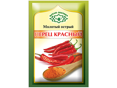 Ground Spicy Red Pepper Seasoning, 0.53 oz15 g