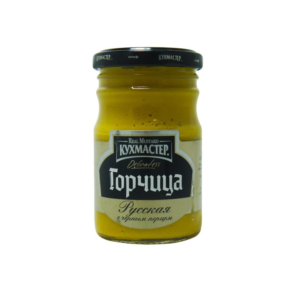 Kuhmaster Russian Mustard, 6.7 oz/190 g