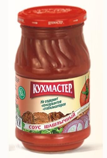 Kuhmaster Shashlik Sauce, 17 oz/480 g