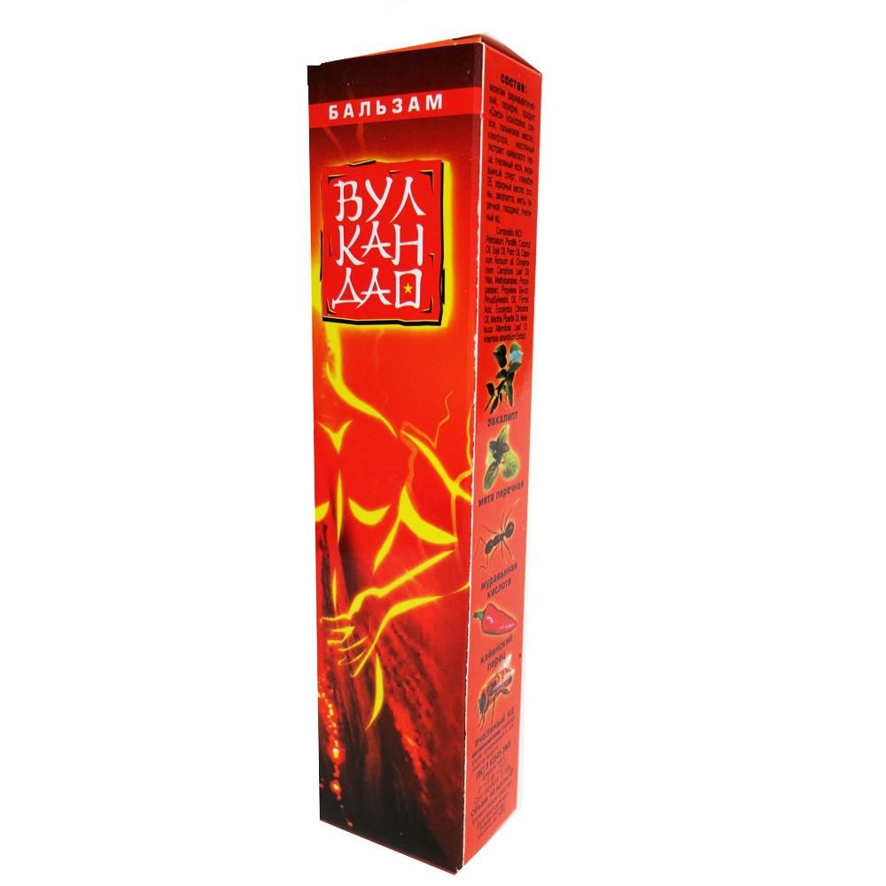 """VolCan Dao"" Explosive Heater Warming Body Gel Balm, 1.48 oz/ 44 ml"