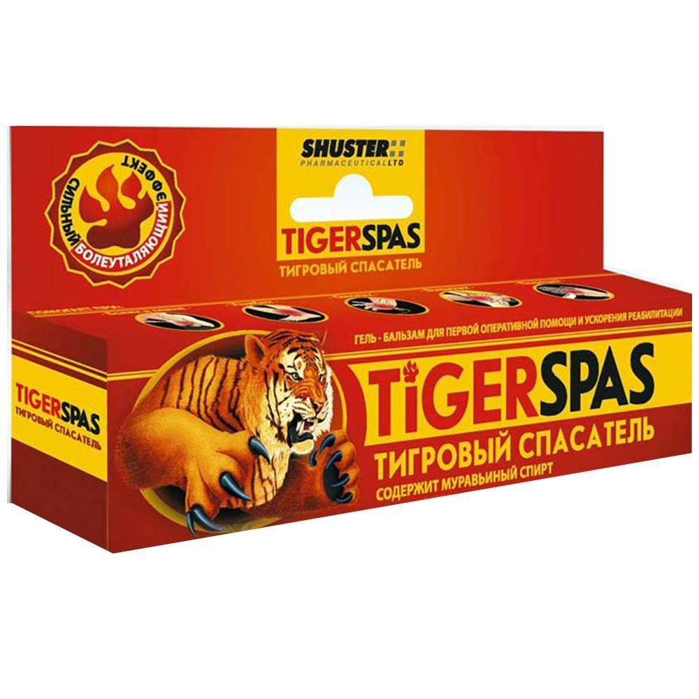 """""""TigerSpas"""" First Aid Healing Balm Gel w/ Formic Acid, 1.48 oz/ 44 ml"""