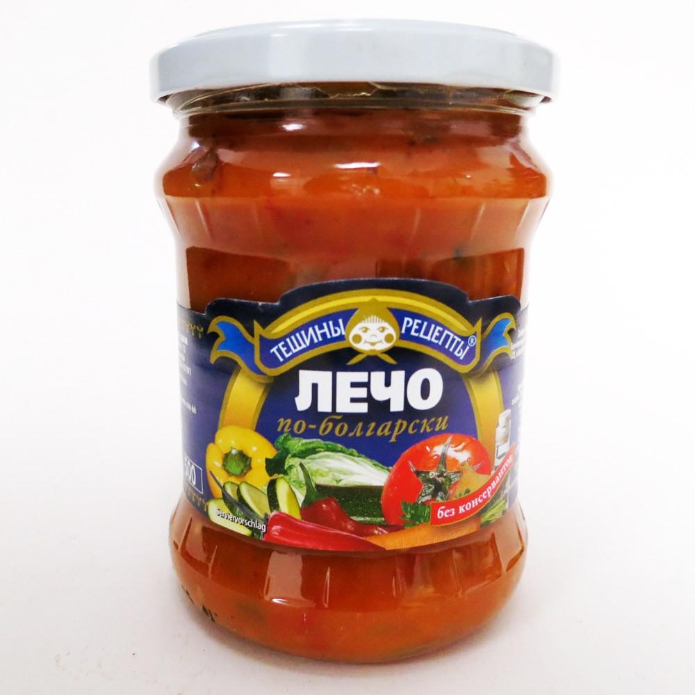 Bulgarian Lecho, 16.22 oz/ 460 g