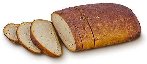 Organic Lithuanian Caraway Rye Bread 700g