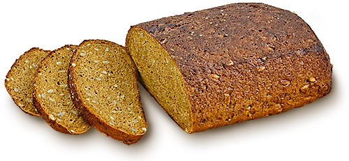 "Organic Lithuanian Bread ""Sunflower Rye""1.55lb/700 g"