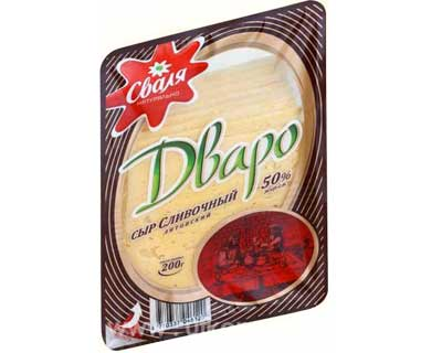 "Cheese ""Dvaro"" 200 gr"