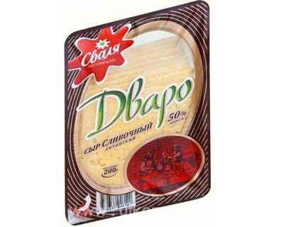"Cheese ""Dvaro"" 200 gr"