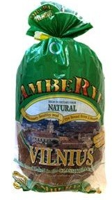"Natural high in dietary fiber ""Vilnus"" bread 700 g"