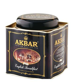 "AKBAR premium quality tea ""English Breakfast"" 250g"