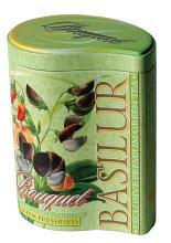 Exclusive Premium Green Tea Green Freshness in Metal Box 125g