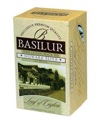"Pure Ceylon Black Tea ""Nuwara Eliya"" from Leaf of Ceylon collection 20 bags"