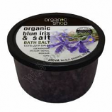 "Bath Salt ""Florentine Iris"" with Organic Extract of Iris, 8.45 oz/ 250 Ml"
