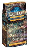 "Basilur Black Leaf Tea with cranberry and cornflower ""Magic Nights"" Oriental Collection, 3.52 oz/ 100 g"
