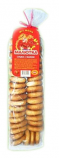 Mini Crisp Bread Rings with Poppy Seeds, 7.05 oz/ 200 g