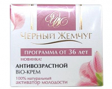 Anti-Age Natural Bio Cream 36+, 1.69 oz/ 50 Ml