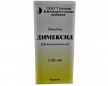 Dimexidum Dimethylsulfoxide, 3.38 oz/ 100 Ml