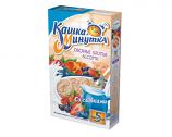 Kashka Minutka Oatmeal Assorted, 5 Bags