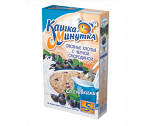Kashka Minutka Oatmeal with Black Currant, 5 Bags