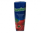 Sandora Spicy Tomato Juice, 33.81 oz/ 1 liter