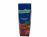 Sandora Red Berries Nectar, 33.81 oz/ 1 liter