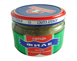 Herring in Oil with Dill, 9.17 oz/ 260 g