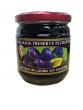 Homemade Preserve Plums Pitted, 17.63 oz/ 500 g