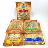 Captain Brook Set of 5 Assorted Dried Fish & Squid