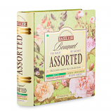Basilur Bouquet  Assorted Green Tea Collection 48g/1.69oz
