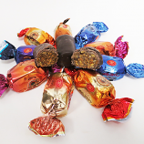 "MIX Chocolate Covered Candy ""Sunflower Seeds/Semechki"" with fruits and honey,1 lb/ 453 g"