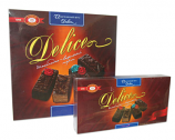 Chocolate Wafer with Praline Delice, 8.82 oz/ 250 g