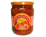 Gospodarochka Home Made Lecho, 1.03 lb/ 470 g