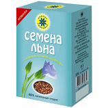 Flax seeds with selenium, chromium, silicon. 200gr