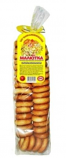 Mini-crisp bread rings with vanilla flavour 200g ***