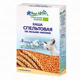Fleur Alpine GLUTEN FREE Baby Cereal Spelt w/ Goat Milk 5 Months+, 6.17 oz/ 175 g