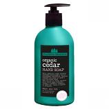 "Hand Soap ""ORGANIC CEDAR"" 360 ml ***"