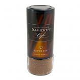 Davidoff Cafe 57 Espresso Dark Roast 100g