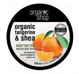 """Body Butter """"Seville Tangerine"""" with Organic Tangerine Oil & Shea Butter 250ml"""