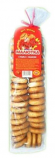Mini-crisp bread rings with poppy seeds 200g ***