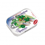 Herring Fillet in Wine Sauce Iceland Style 4.05oz/115g Raptika