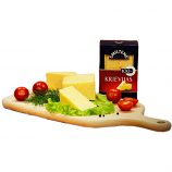 """Russian cheese"" premium semi hard-cheese.250gr/8.8Oz"