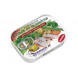 Herring Fillet in Spicy Filling Iceland Style 4.05oz/115g Raptika