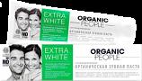 Organic toothpaste, extra white, 100 ml ***
