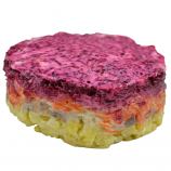 "Salad ""Herring under Fur Coat"" ***"
