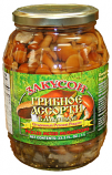 Marinated Mushroom Mix (Zakuson)