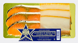 Assortment of Cold-Smoked 2 Fish 8Oz. ***