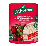 Bread-Hlebcu «Dr.Korner» Cranberry 100gr/3.5Oz