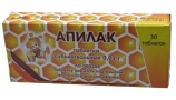 Apilak - Royal Jelly (Bees Milk) 30 Tablets