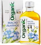 100 % Organic Flaxseed Oil 100ml